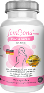 femBona® Haut & Körper for a healthy skin and body